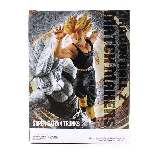 Dragon Ball Z Match Makers Super Saiyan Trunks Pose 2