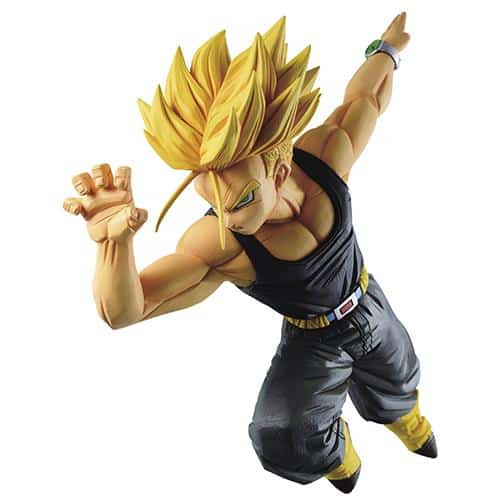 Dragon Ball Z Match Makers Super Saiyan Trunks Pose 4