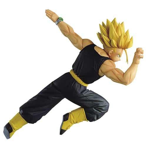 Dragon Ball Z Match Makers Super Saiyan Trunks Pose 5