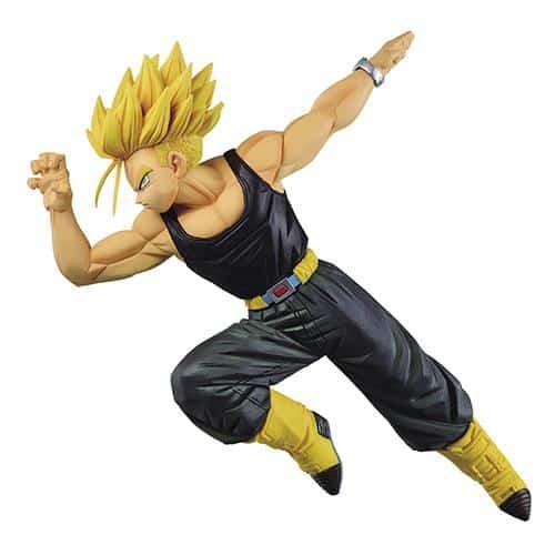 Dragon Ball Z Match Makers Super Saiyan Trunks Pose 6