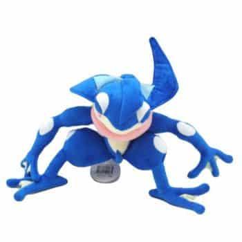 Pokemon Greninja Plushie Pose 1