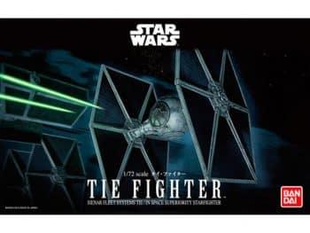 1/72 Tie Fighter Box