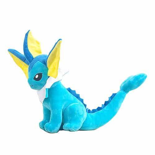 Pokemon Vaporeon Plush