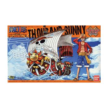 Grand Ship Collection Thousand Sunny Box