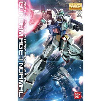 Master Grade Gundam Age 1 Normal Box