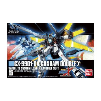 High Grade Gundam Double X Box